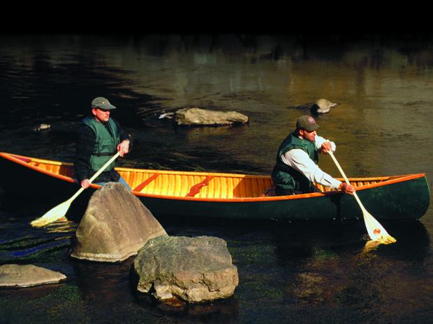 Wood Canoes