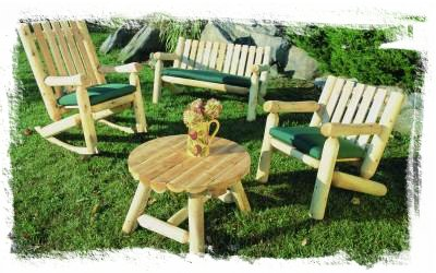 This Is A Superior Choice For Log Furniture Because Of Its Beauty,  Practicality, And Durability. The Northern White Cedar Used In Our Products  ...